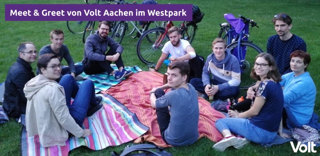 Meet & Greet Aachen