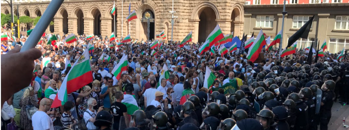 Support Bulgarians -  ValuesOverPower