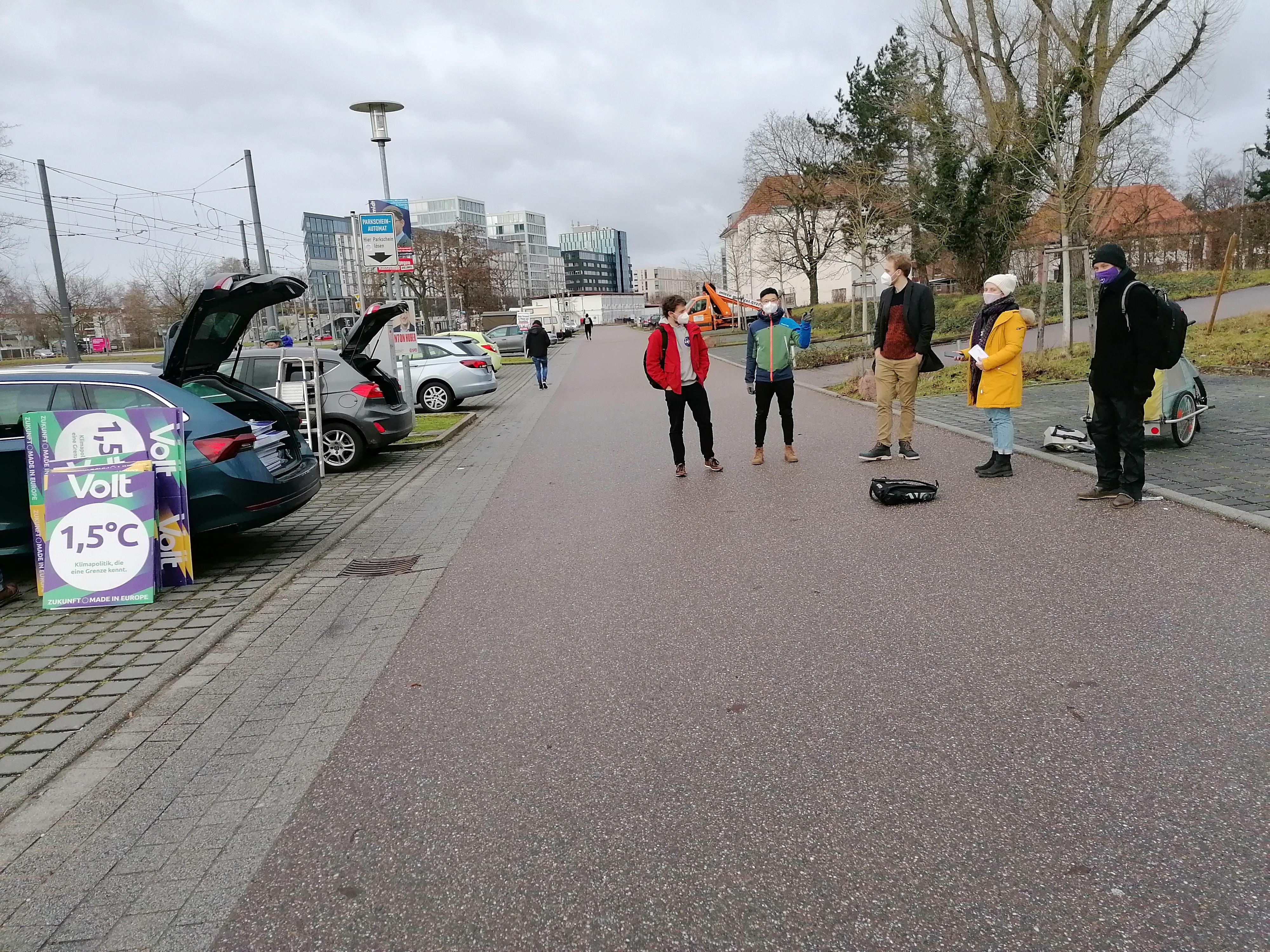 Volt Team Karlsruhe 1