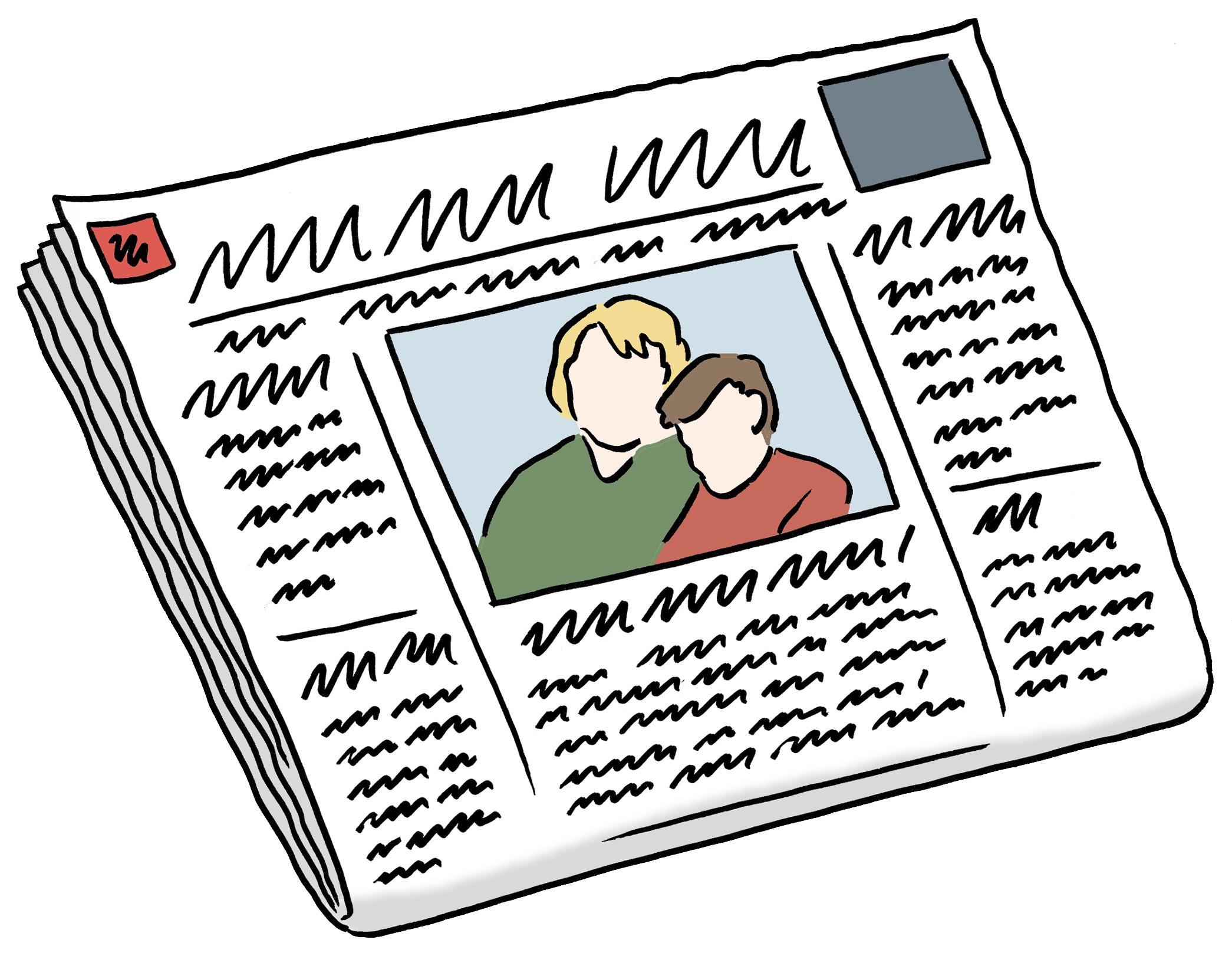 Zeitung - Newspaper - Leichte Sprache
