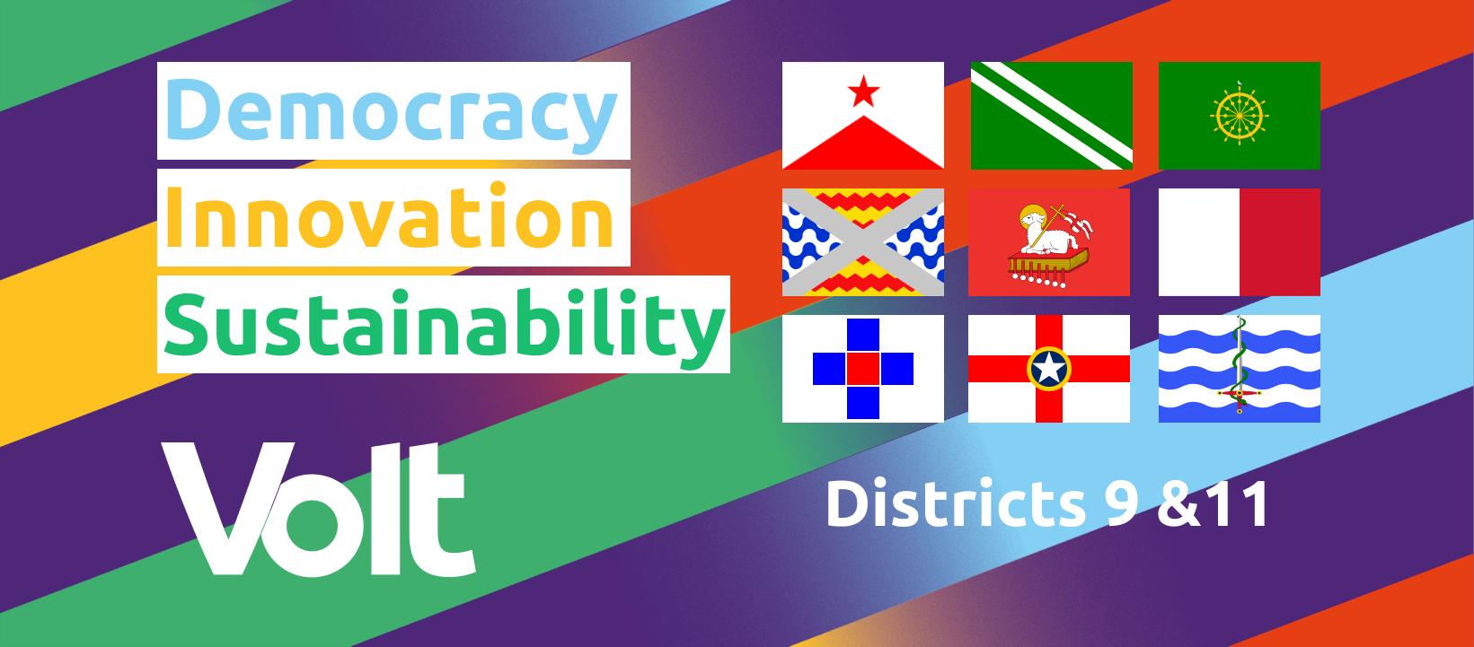 District 9 district 11 malta