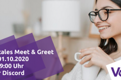 Meet and Greet October 01. 2020