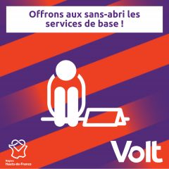 Programme Hauts-de-France - Sans Abri