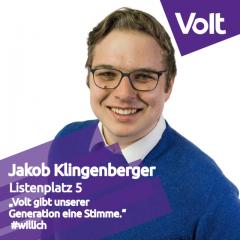Jakob Klingenberger