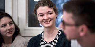 Meet & Greet Münster - Lerne uns, unser Programm und unsere Kandidierenden kennen