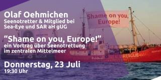 Volt meets Experts - Shame on you, Europe
