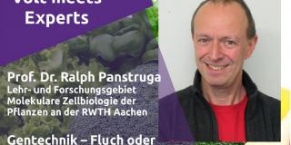 Volt meets Experts - Gentechnik