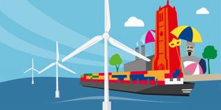 Volt HdF - Dunkerque - Parc éolien en Mer