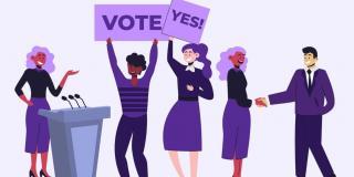 Kandidierende Landtagswahl