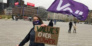 Kathrine Richter - Values Over Power