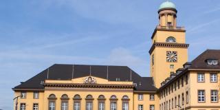 Rathaus in Witten - NRW