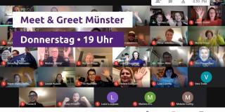 Münster Online Meet & Greet
