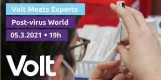Volt meets Experts - Post virus world - March 2021