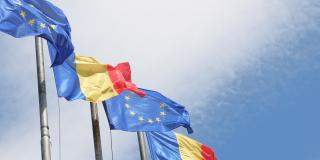 Romania_EU_Flags