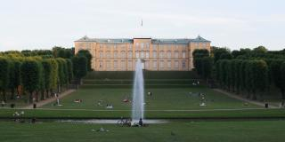 Frederiksberg slot Danmark