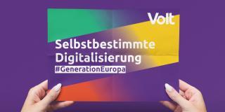 Selbstbestimmte Digitalisierung