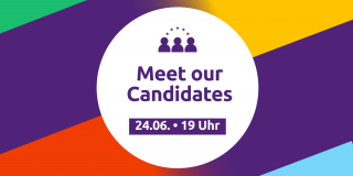 Meet our candidates 24 June 2021