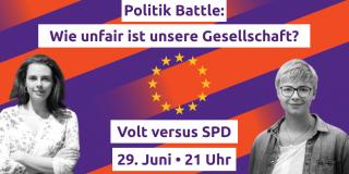 Politik Battle am 29.06.2021 in München