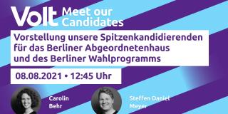 Carolin Steffen Kampagnenfestival