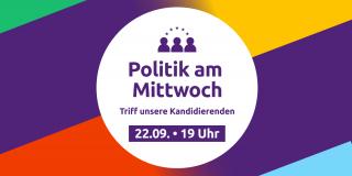 Politik am Mittwoch am 22.09.2021
