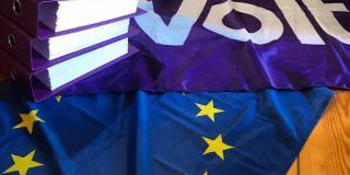 Propostas Volt UE bandeira