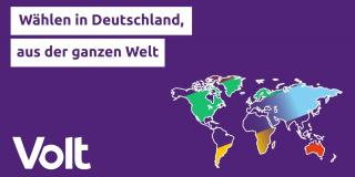 Volt Lille - Elections fédérales allemandes