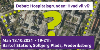 Debat Hospitalsgrunden