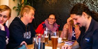 Photo Meet & Greet Volt Flensburg