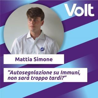 Mattia Simone