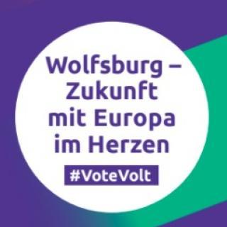 Titelseite Kommunalwahl-Flyer Wolfsburg