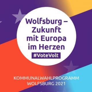 Titel-Logo Kommunalwahlprogramm 2021 Wolfsburg