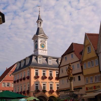 Aalen city - Volt Germany