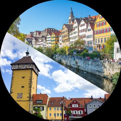 Tübingen / Reutlingen Header
