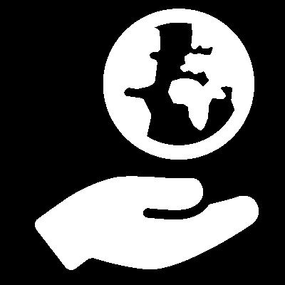 Icône l'emploi international