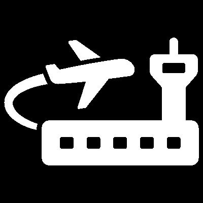 Icône aeroport