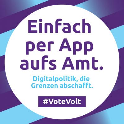 Plakat Digitalisierung