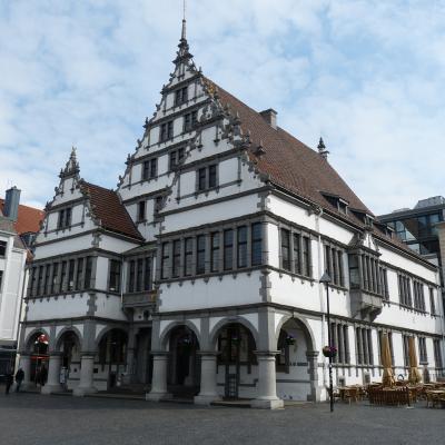 Rathaus Paderborn