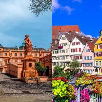 Rastatt und Baden-Baden
