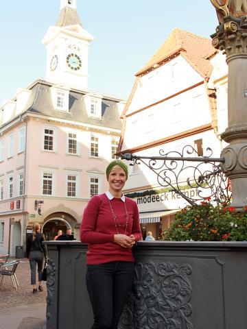 Anne Lobecke - Volt Baden-Württemberg