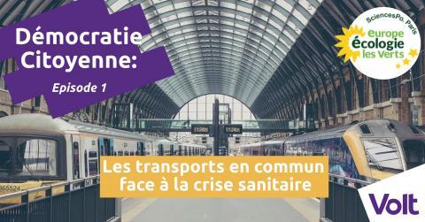 Les transports en commun à l'Île-de-France