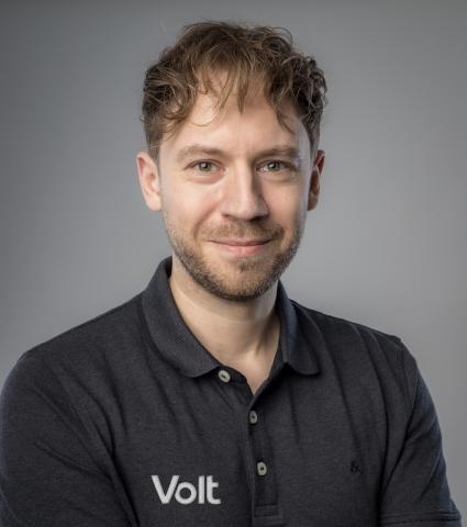 Markus Wiedermann - Volt Baden-Württemberg