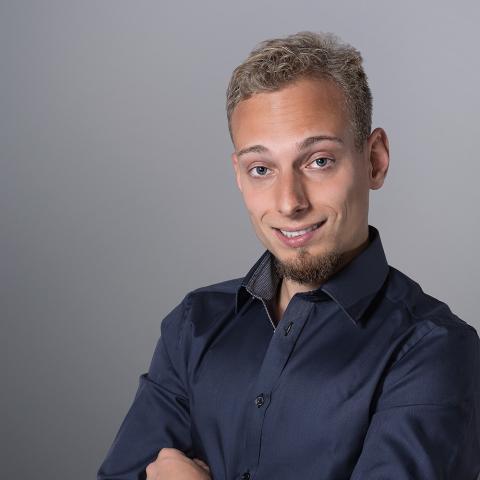 Photo of Patrick Zasada - Volt Hessen