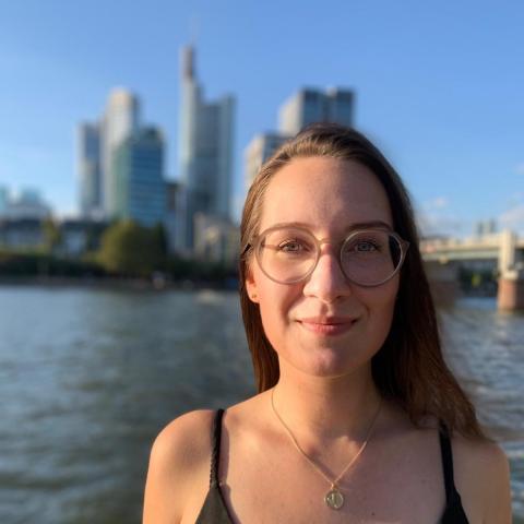 Photo of Teresa Kraft - Volt Hessen
