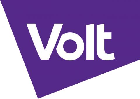 Volt Logo Ecke