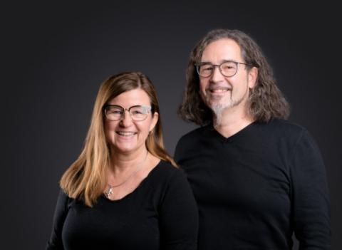 Elke und Berhard Hohmann - Volt Fulda