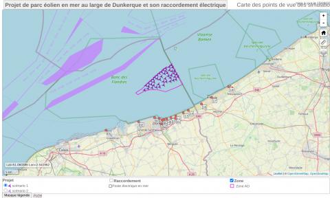 Parc Éolien Dunkerque
