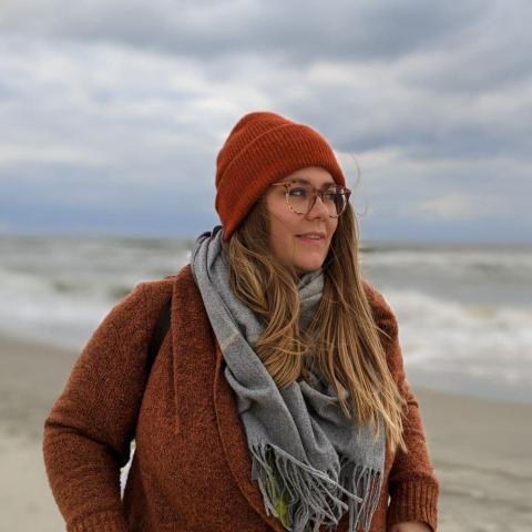 Portrait von Carla Filler