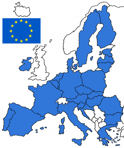 EU-Karte 2021