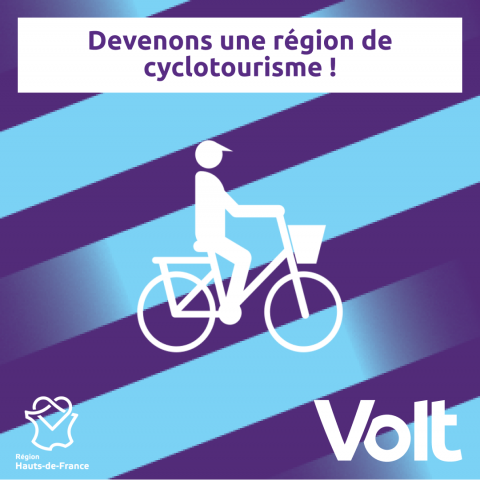 Programme Hauts-de-France - Cyclotourisme