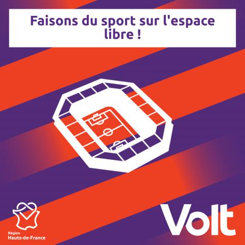 Programme - Hauts-de-France - Installations sportives